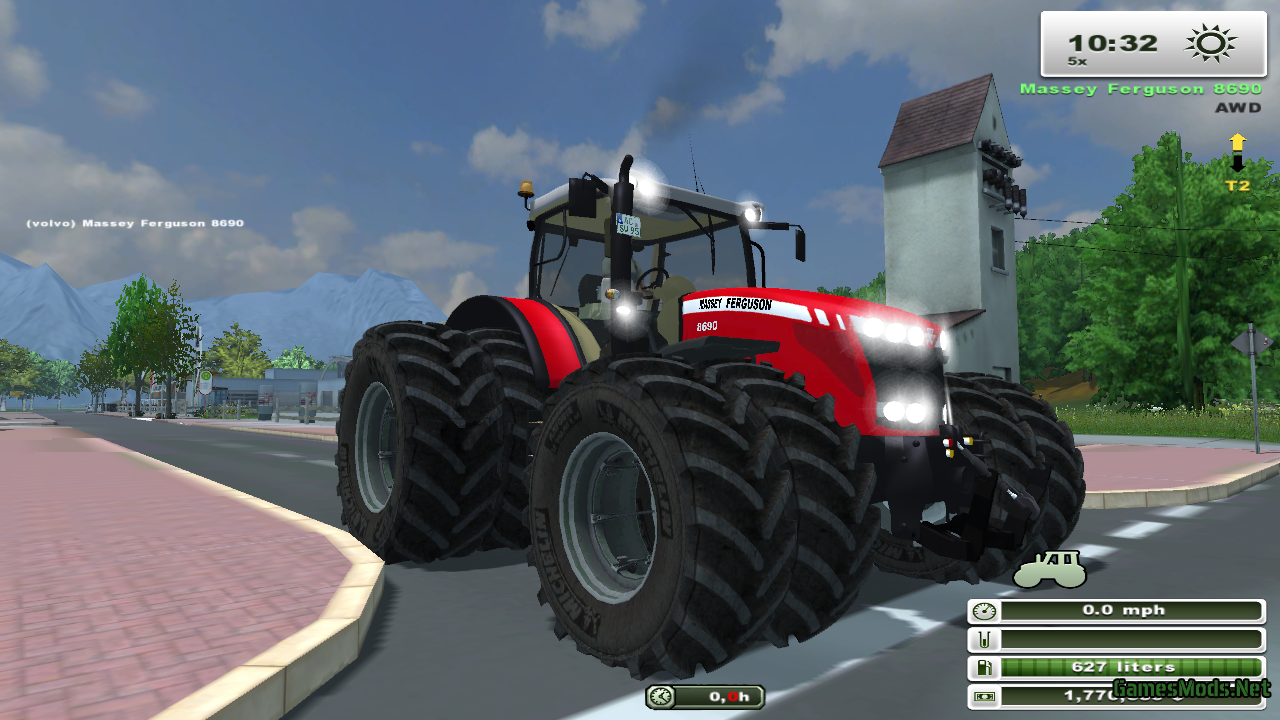massey ferguson 8690 v 4 0 mr  u00bb gamesmods net