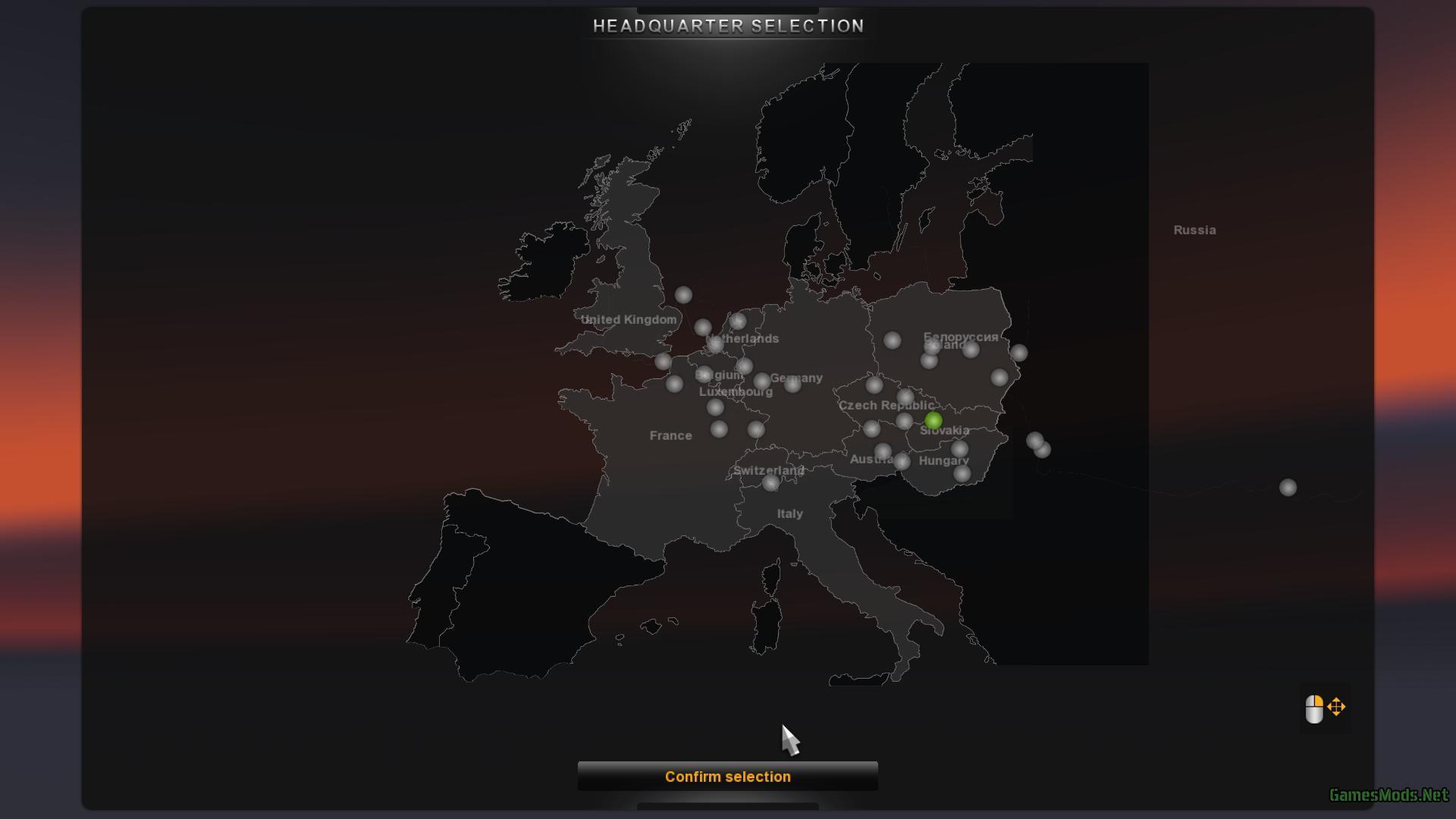 Russia Kazakhstan Map 187 Gamesmods Net Fs19 Fs17 Ets