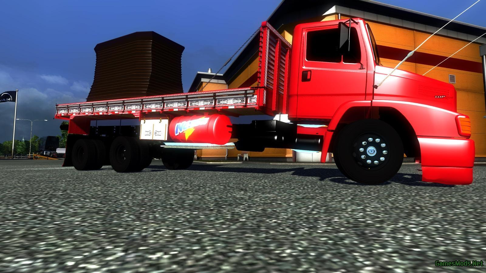 Truck mercedes benz 1620 atron fs17 for 2014 mercedes benz truck