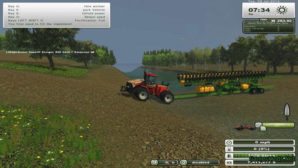 farming usa 2 how to play