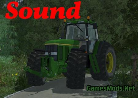 JOHN DEERE 7810 SOUND PACK V1.0