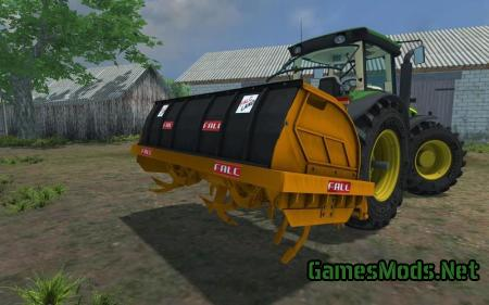 ROTARY PLOUGH FALCLAND 3000 V2.1 MR