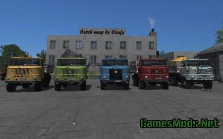 MR IFA W50 PACK v 1.0