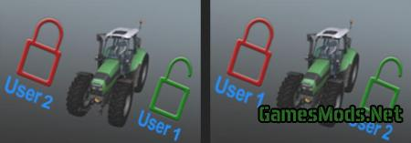 VEHICLE LOCK V1.0