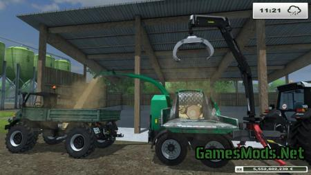 U 84 406 SERIES CONSTRUCTION V1.1 FORST