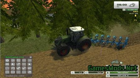 AutoTractor v1.42