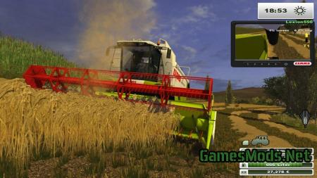 Claas Lexion 550 V 1.0 MR