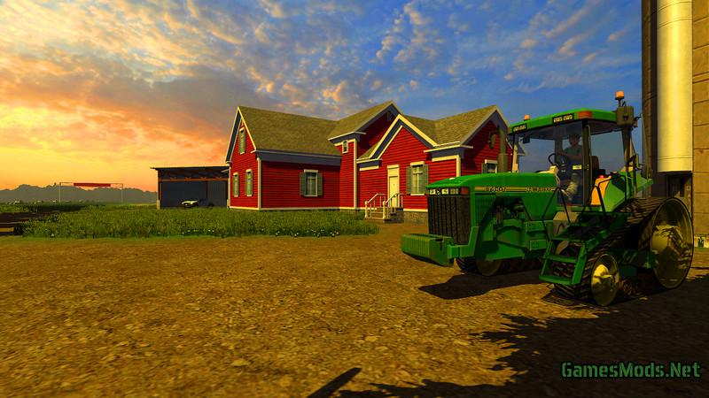 Image Result For Farming Simulator American Map