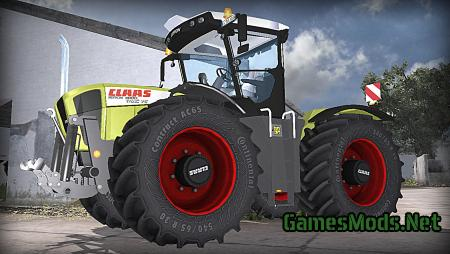 Claas Xerion 3800 V2 MR