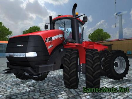 CASE IH STEIGER 400 ACCUSTEER V1.0