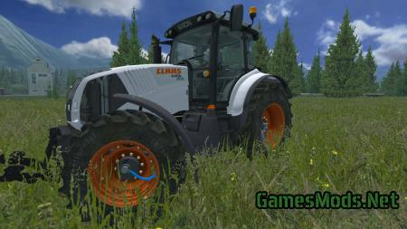 Claas Axion 830 SKIN