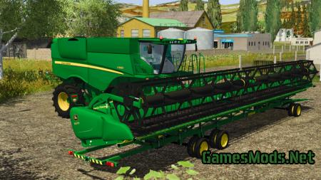 John Deere 645FD V 1.0 MR