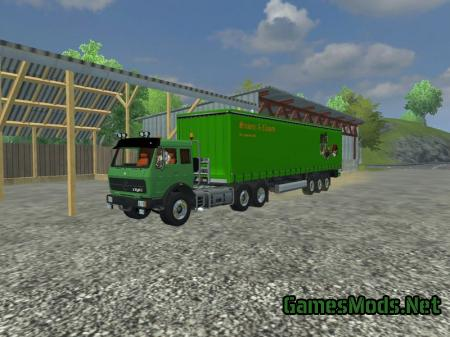 Mercedes Benz NG 1632 v 1.0