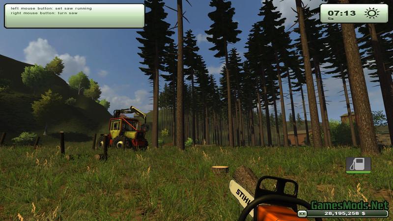 FS2013 HAGENSTEDT FOREST EDITION (MP) V 2.1 » GamesMods