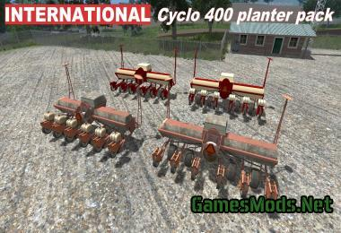 INTERNATIONAL HARVESTER CYCLO 400 PACK