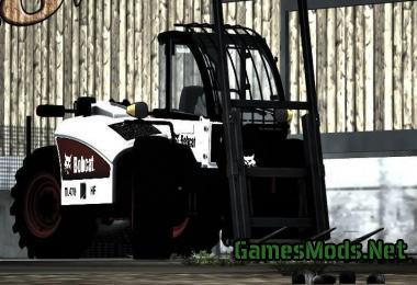 Bobcat Tl470 V2 187 Gamesmods Net Fs19 Fs17 Ets 2 Mods