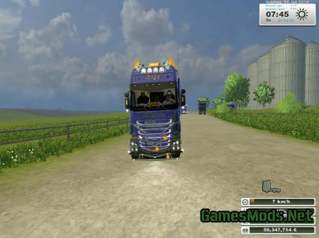 Scania R620 Shogun V 1.0