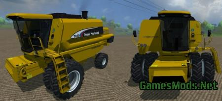 NEW HOLLAND TC59 FILIPADA