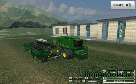 John Deere 9770 STS Package V 1.0