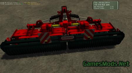 Maschio Falco4600 V 1.0 MR