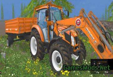 NH T 4.75 FORESTRY V1.0