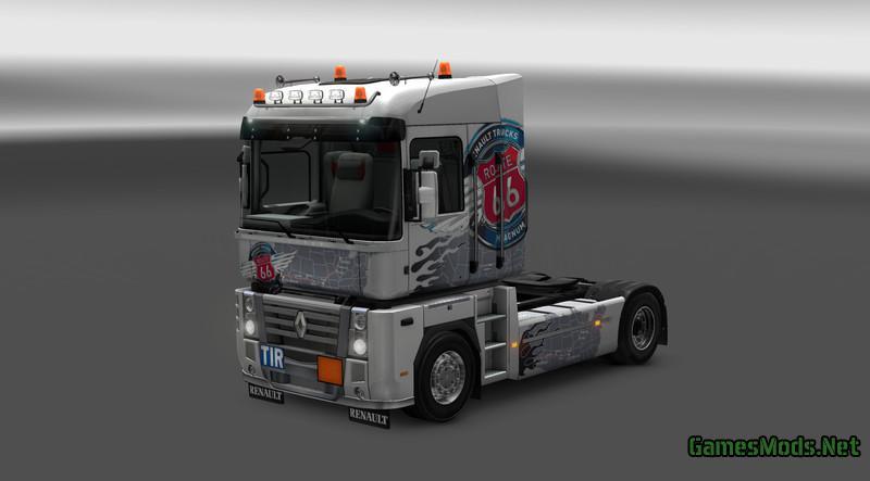 Renault Magnum Updates V 9 2 6 187 Gamesmods Net Fs19