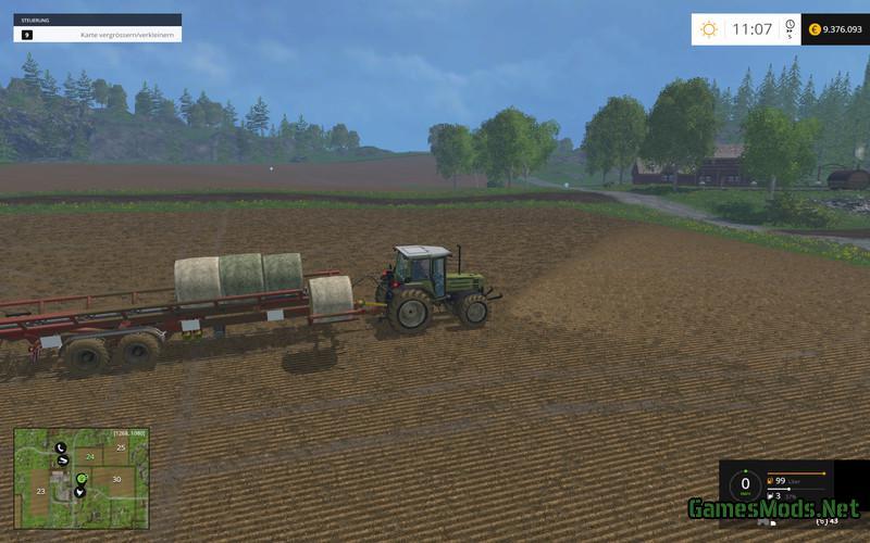 Arcusin AutoStack RB 13-15 » GamesMods net - FS19, FS17, ETS