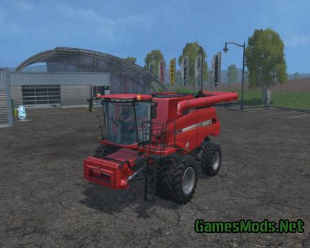 Case IH Axial Flow 9230 TwinWheels Edition V 1.1