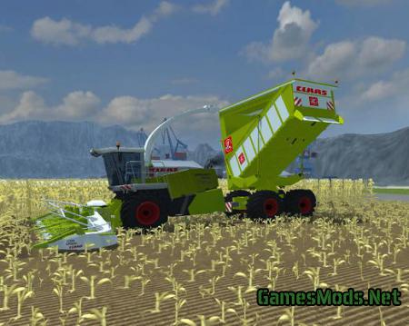CLAAS JAGUAR900 CARGO PACK