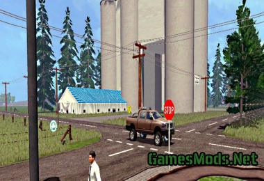 NEBRASKA LAND 2015 » GamesMods net - FS19, FS17, ETS 2 mods