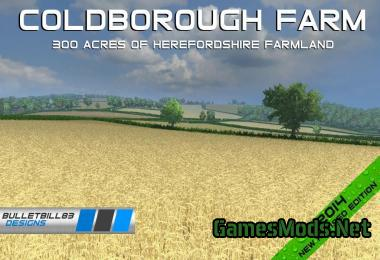 COLDBOROUGH FARM 2014
