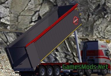 BODEX TIPPER TRAILER » GamesMods.net - FS17, CNC, FS15 ...