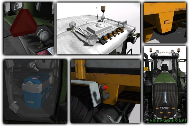 Tractor Object Pack V 1 0 187 Gamesmods Net Fs19 Fs17