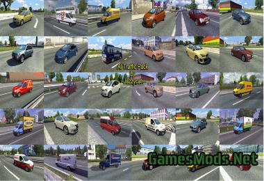 Ai Traffic Pack By Jazzycat V2 1 187 Gamesmods Net Fs17 Cnc Fs15 Ets 2 Mods
