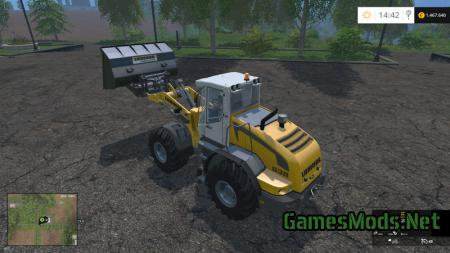 Wheelloadershovel v 1.4