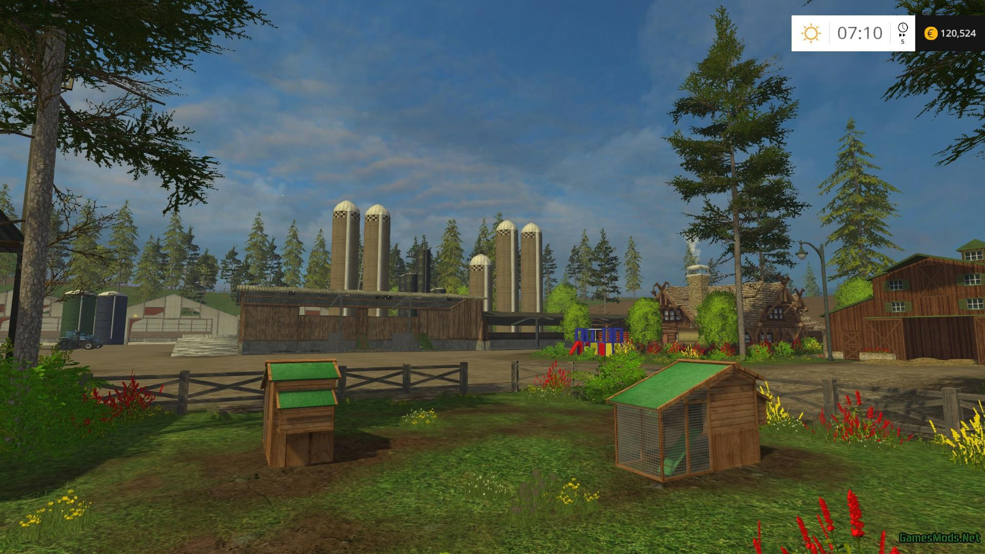 Ringwoods Completed Map Small Update V1 41 187 Gamesmods Net