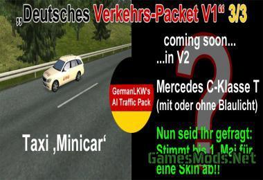 germanlkw 39 s german traffic pack v1 fs17 cnc fs15 ets 2 mods. Black Bedroom Furniture Sets. Home Design Ideas