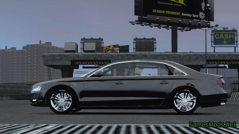 2015 audi a8l chinese style fs17 cnc fs15 ets 2 mods. Black Bedroom Furniture Sets. Home Design Ideas