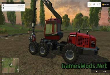 Wood Harvester Automation » GamesMods net - FS19, FS17, ETS