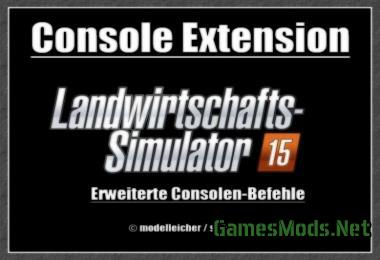 CONSOLE EXTENSION V3.0