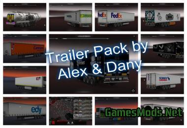 TRAILERS PACK BY ALEX & DANY
