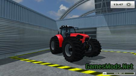 Red Tractor V 1.0