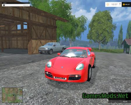 Porsche Cayman Car V 1.2