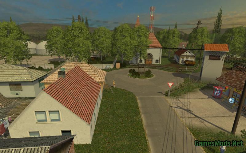 New Holland Parts >> BALKANSKA DOLINA V1.2 » GamesMods.net - FS19, FS17, ETS 2 mods