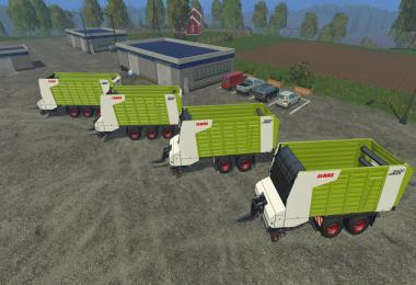 CLAAS CARGOS PACK V1.1