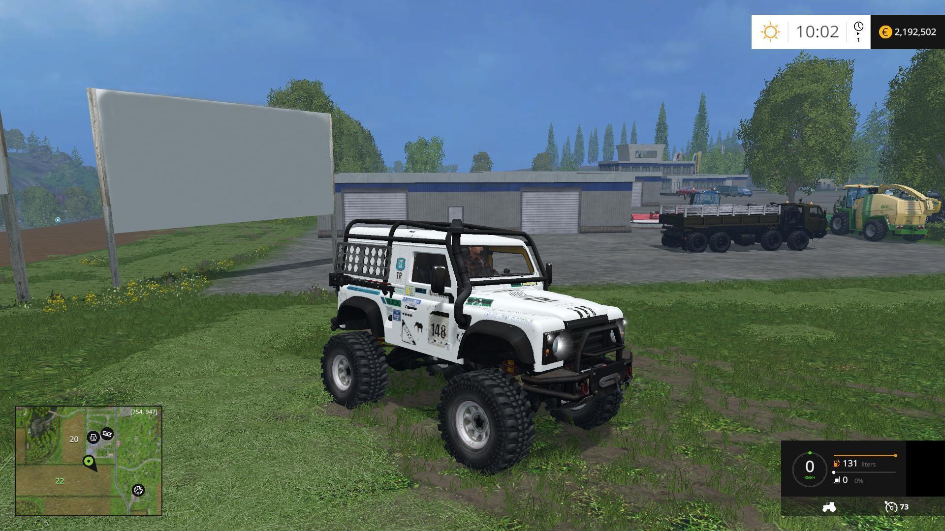 Dakar 187 Gamesmods Net Fs17 Cnc Fs15 Ets 2 Mods