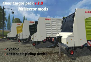 CLAAS CARGOS PACK V2.0