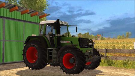 Fendt 930 TMS V3