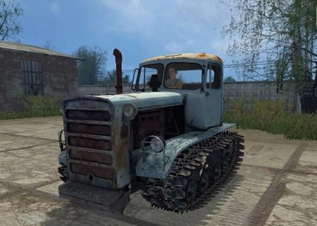 ДТ-75М «Казахстан» v2.2