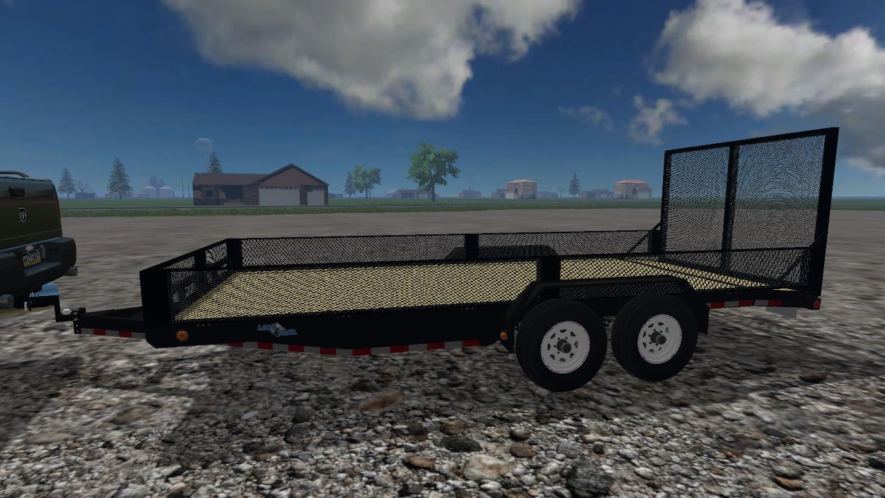 Farming Simulator 17 Landscaping